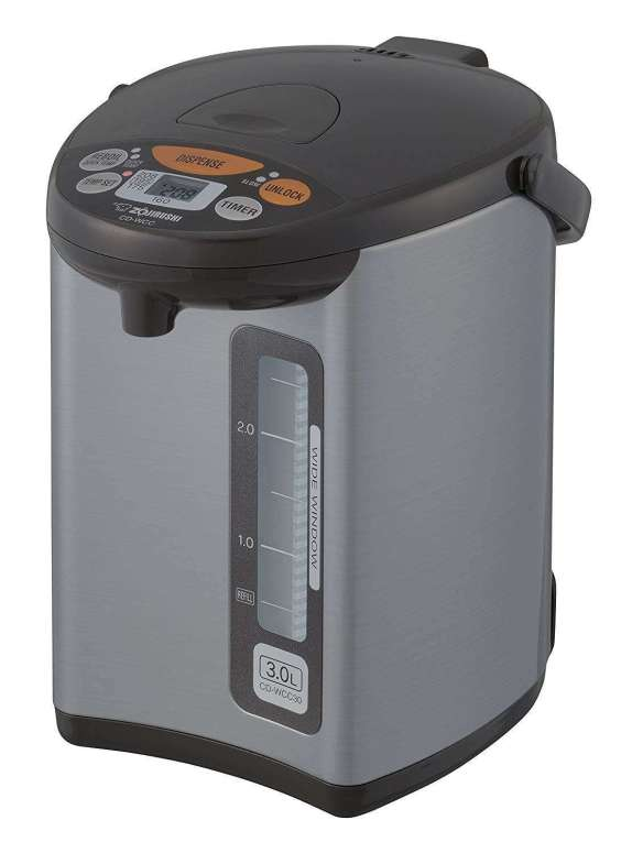 #13 Zoijrushi CD-WCC30 Micom Water Boiler & Warmer – $139.95 to $170.00