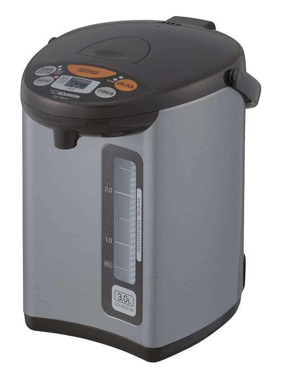#13 Zoijrushi CD-WCC30 Micom Water Boiler & Warmer – $139.95 to $170.00