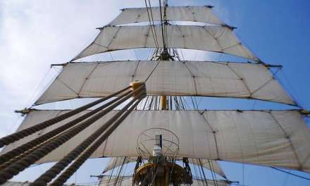 Tuesdays With Norwood, Re-Steeped: The Trade in England & The Era of the Clipper Ship