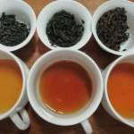 Combined Tea Sample Tasting – Part 1