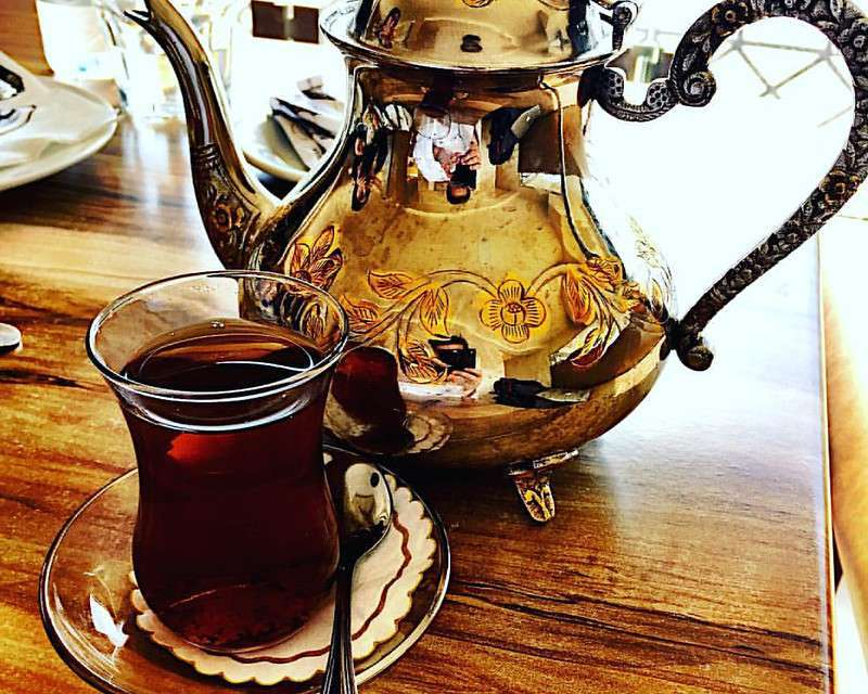 Blast From the Past: Turkish coffee? Guess again: Turkey's national drink is tea