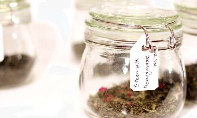 Blast From the Past: Storing your tea treasures