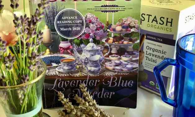 Lavender Tea Party; Local + Virtual Tea Party