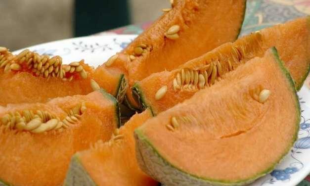 Celebrating the Season With Fragrant Melon and Tea