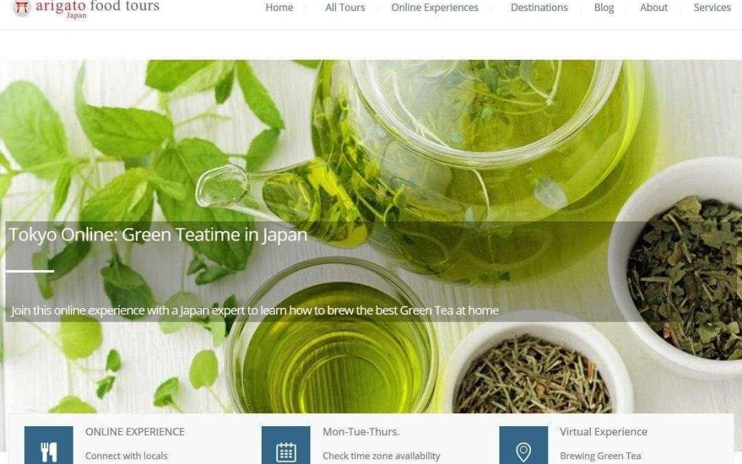 Virtual Japanese Green Tea Tour – Part 1