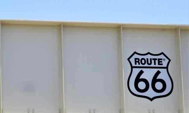 Tea Along U.S. Route 66