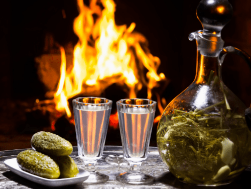 Holiday gifting – make your own tea-infused vodkas