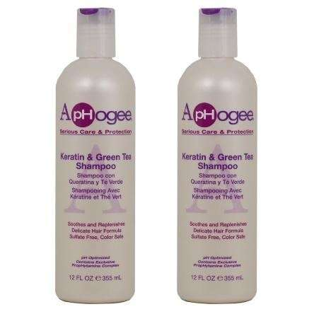 Top 10 List of Shampoos With Green Tea