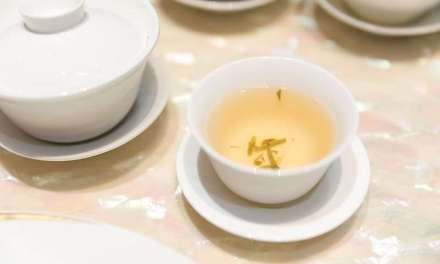 The Visible Effects of White Tea