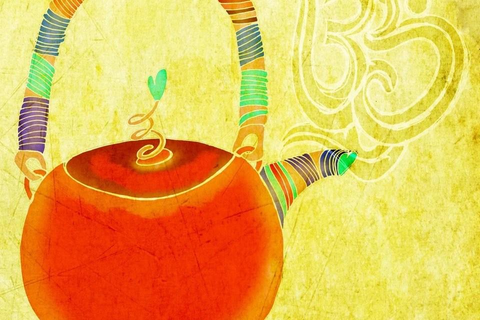 What My Tea Says to Me: Teavolution