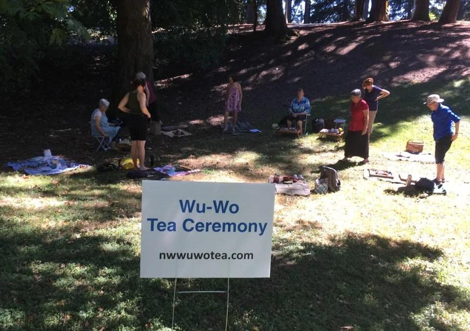 Wu-Wo Tea Ceremony; Share the Humanity of Tea