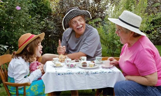 Tea & Dementia; A Tea Drinker's Anti-Dementia Worksheet