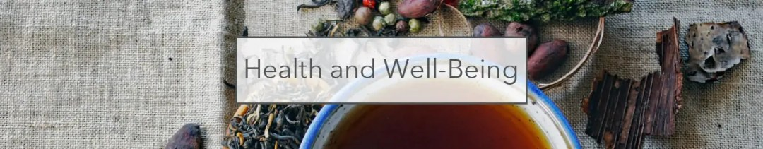 Health and Well-Being header