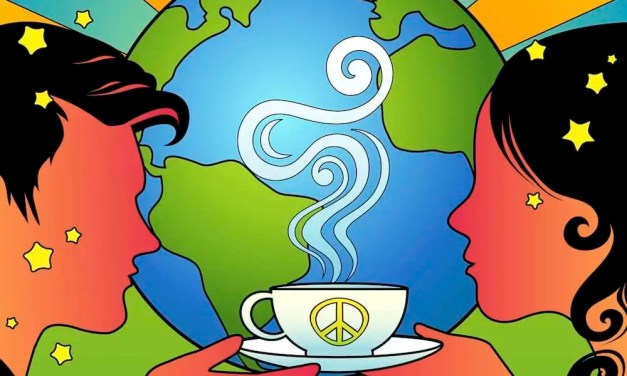 Sip for Peace; World Day of Peace 2021