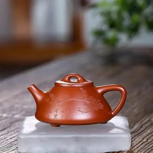 Chinese Yixing Purple Teapot