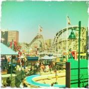 New York - Coney Island, figé dans le temps