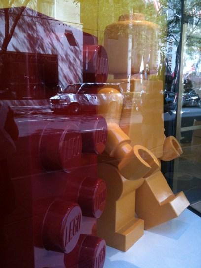 New York - Lego géant