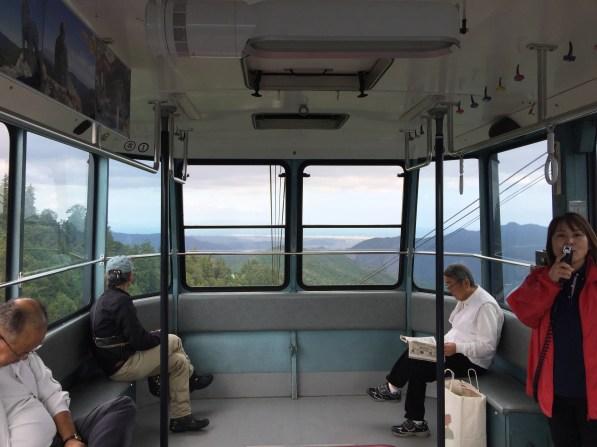 太龍寺纜車
