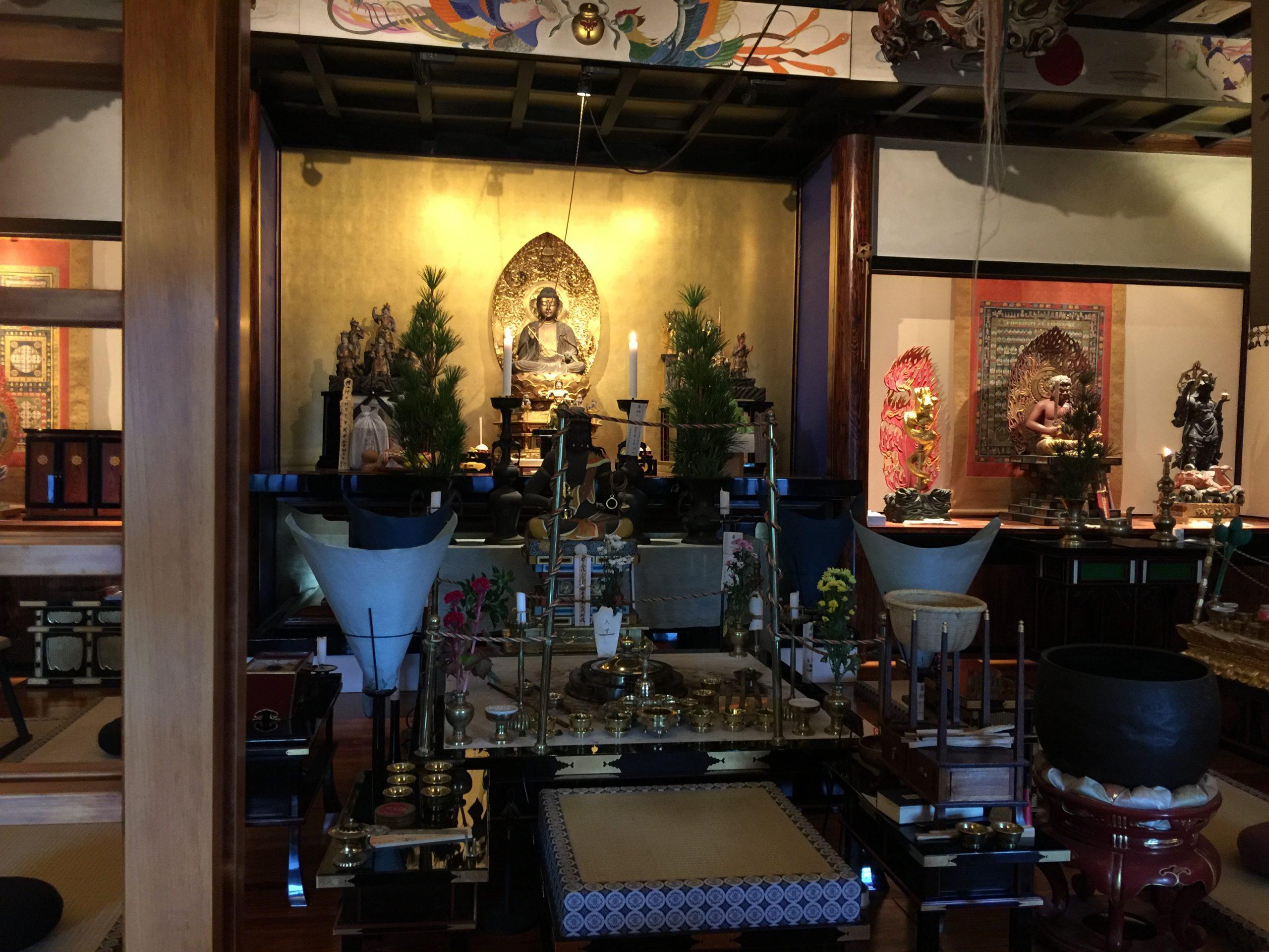 四國遍路 鷲之里 第22番札所平等寺