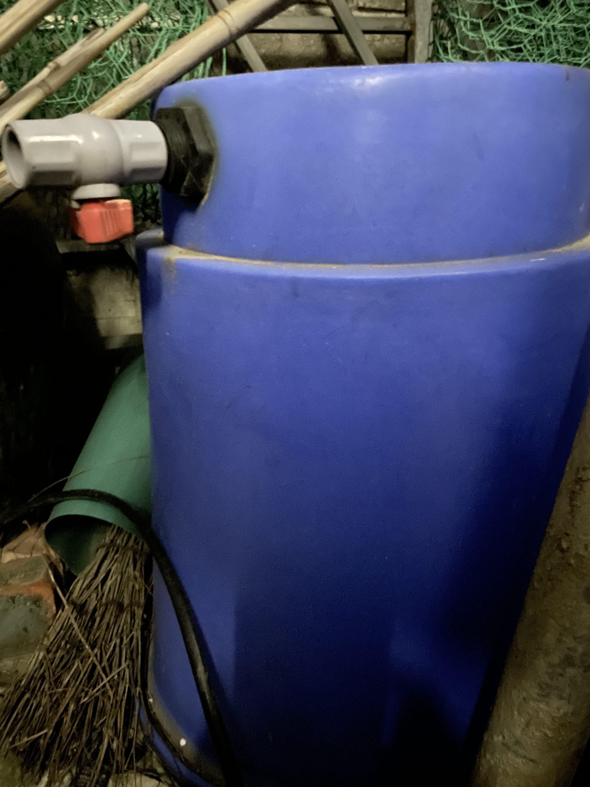 堆肥製作17液肥製作