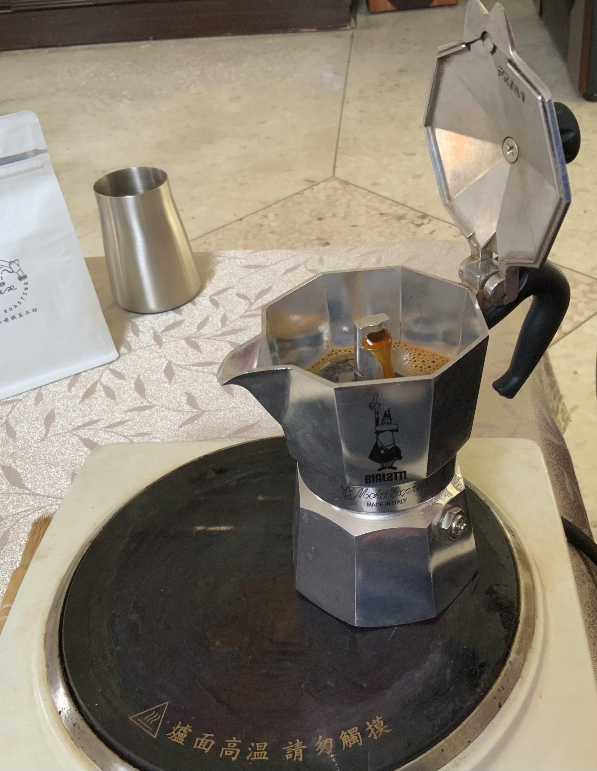 TN姐姐 摩卡壼 咖啡