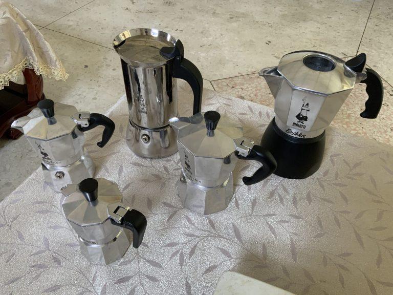 不藏私沖煮咖啡 摩卡壺 Bialetti