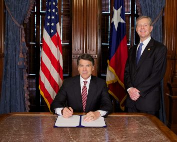 HB2767 Bill Signing at -009