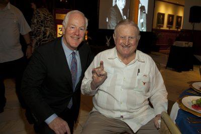Texas Civil Justice League 30th Anniversary | Senator John Cornyn | Red McCombs