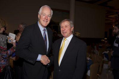 Texas Civil Justice League 30th Anniversary | Senator John Cornyn | Jerry Nub Donaldson