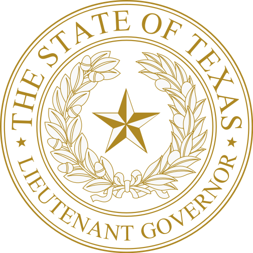 Texas Lieutenant Governor Seal