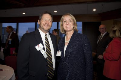Texas Civil Justice League 2017 Annual Meeting | Justice Jeff Boyd | Jo Betsy Norton