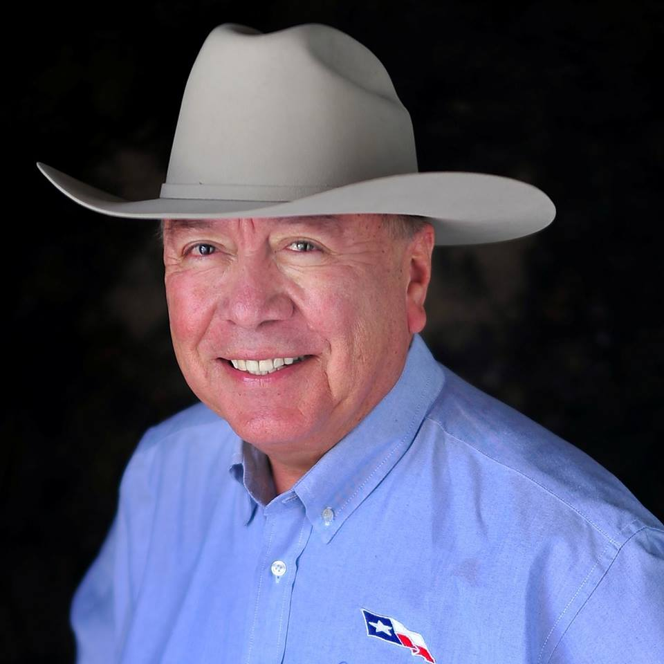 "Texas Senator Juan ""Chuy"" Hinojosa"