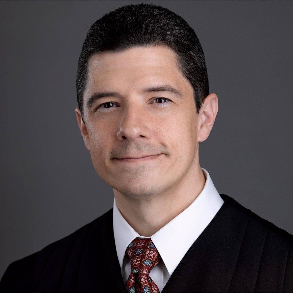 Texas Supreme Court Justice Brett Busby