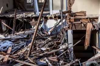 demolish 45