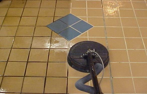 tile cleaning anchorage mat su