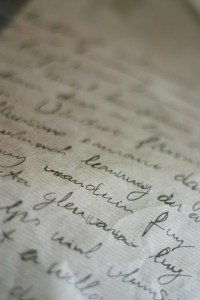 letter to an addict