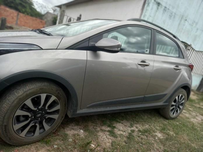 PM recupera HB20 roubado em Guriri - TC Online