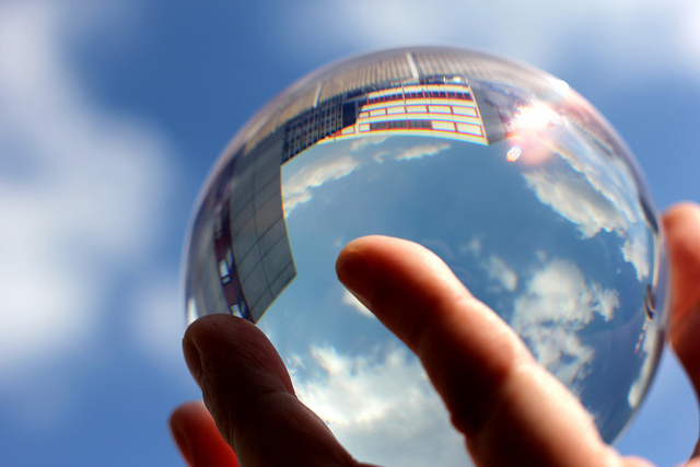 How are your crystal balls feeling today?