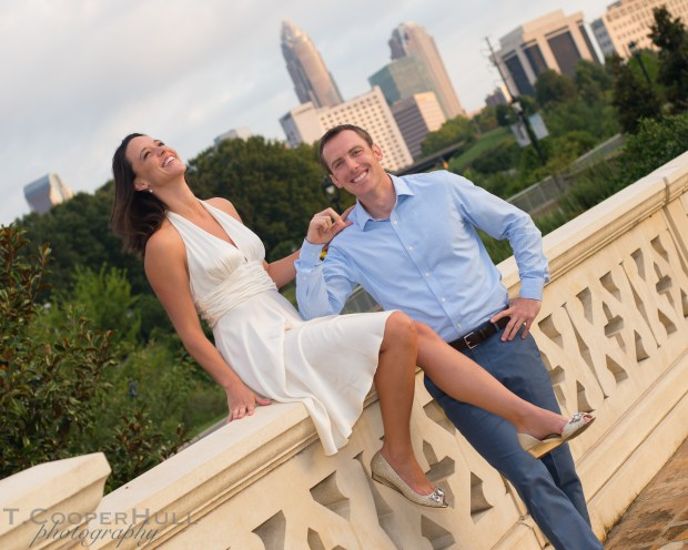 Sarah and Andrew Engagement Shoot