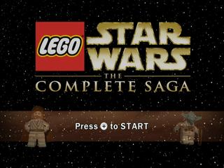 Lego Star Wars The Complete Saga Wii The Cutting Room Floor