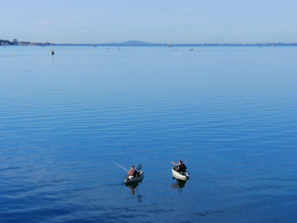 Kayak à pédale