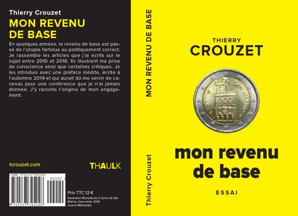 Mon revenu de base | Papier: 11,99€ | eBook: 4,99€