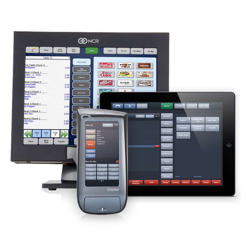 Ncr Aloha Point Of Sale Solution By Tcr Tyler