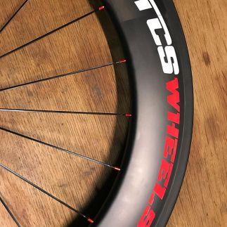 Jantes Triathlon 88mm carbon