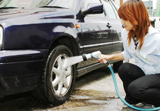 車 洗車 方法