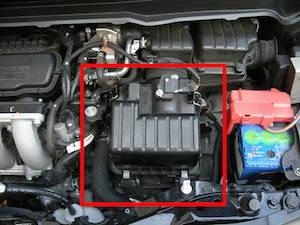 車 エアクリーナー 交換 時期