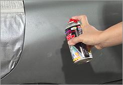 車 傷 修理 方法.10
