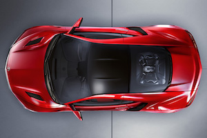 新型 NSX 価格 発売日 スペック  、12