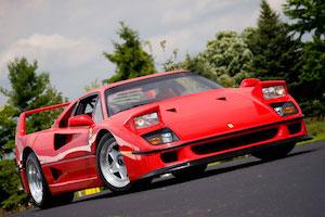 フェラーリ 人気 車種 5