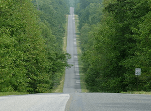 自然渋滞 原因